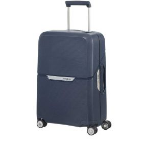 TROLLEY CABINA RIGIDO SAMSONITE MAGNUM DARK BLUE 55-20 SPINNER