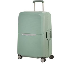 TROLLEY MEDIO RIGIDO SAMSONITE MAGNUM DUSTY GREEN 69-25 SPINNER