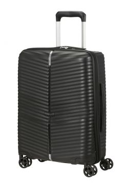 TROLLEY CABINA RIGIDO SAMSONITE DARTS BLACK 55-20 SPINNER