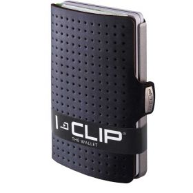 I-CLIP ADVANTAGER IN PELLE NERO 14537