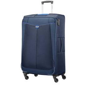 TROLLEY GRANDE AMERICAN TOURISTER ADAIR EXP DARK BLUE 81-31 SPINNER