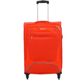 TROLLEY MEDIO AMERICAN TOURISTER HYPERBREEZ EXP RED 69-29 SPINNER