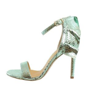 SCARPA DONNA ANIYE BY DECOLLETTE IVES CON ROUCHES ACQUA 120