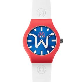 OROLOGIO UNISEX MADWATCH SAINT-TROPEZ WHITE/RED 220
