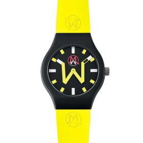 OROLOGIO UNISEX MADWATCH PANAMA YELLOW/BLACK 220