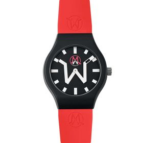 OROLOGIO UNISEX MADWATCH RIO RED/BLACK 220