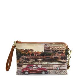 BORSA DONNA Y NOT? CLUTCH ROMA VINTAGE YES384F2 221