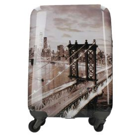 TROLLEY CABINA RIGIDO Y NOT? EAST RIVER 4 RUOTE SPINNER K1001 218