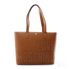 BORSA DONNA LOVE MOSCHINO SHOPPING BAG BISCOTTO JC4174 221