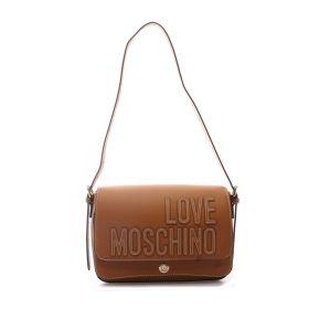 BORSA DONNA LOVE MOSCHINO CROSSBODY BAG MAXI LOGO BISCOTTO JC4175 221