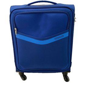 TROLLEY CABINA AMERICAN TOURISTER SPRINGWAVE DARK BLUE/LIGHT 55-20 SPINNER