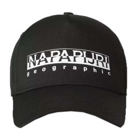 BERRETTO UOMO NAPAPIJRI HAT FRAMING BLACK NP0A4EAH 120