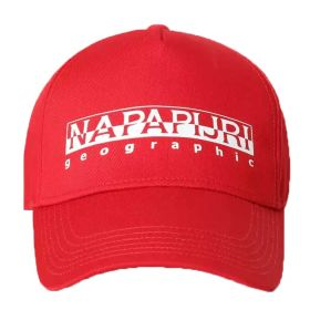 BERRETTO UOMO NAPAPIJRI HAT FRAMING BRIGHT RED NP0A4EAH 120