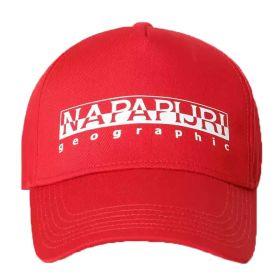 BERRETTO UOMO NAPAPIJRI HAT FRAMING BRIGHT RED NP0A4EAH CO