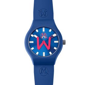 OROLOGIO UNISEX MADWATCH NEW YORK BLUE/BLUE 220