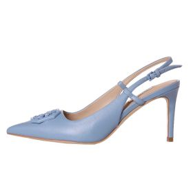 SCARPA DONNA GUESS DECOLLETE ALENY BLUE FL5ALYLE 121