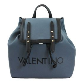 ZAINO DONNA VALENTINO BAGS BACKPACK GRANDE PETROL/NERO VBS4I203 220