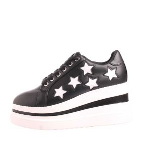 SCARPA DONNA GUESS SNEAKERS ZEPPA STARS BLACK 120