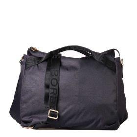 BORSA DONNA BORBONESE HAND BAG CON TRACOLLA O.P. BLACK 934118 CO