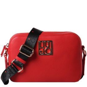 BORSA DONNA LIU JO S CROSSBODY A TRACOLLA ECOSOSTENIBILE TRUE RED AA1117 121