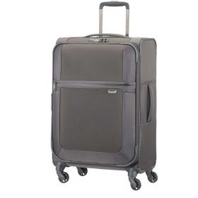 TROLLEY MEDIO SAMSONITE UPLITE ESPANDIBILE GREY 67-24 SPINNER