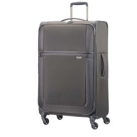 TROLLEY GRANDE SAMSONITE UPLITE ESPANDIBILE GREY 78-29 SPINNER