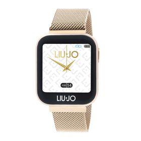 OROLOGIO UNISEX LIU JO SMARTWATCH GOLD ROSE SWLJ002 121