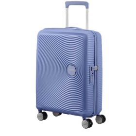 TROLLEY CABINA AMERICAN TOURISTER SOUNDBOX DENINM BLUE 55-20 EXP SPINNER