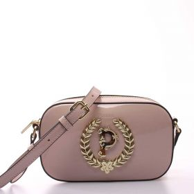 BORSA DONNA POLLINI CROSSBODY PATENT EVENING NUDE SC4616 121