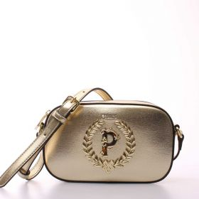 BORSA DONNA POLLINI CROSSBODY PATENT EVENING ORO SC4616 121