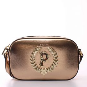 BORSA DONNA POLLINI CROSSBODY PATENT EVENING RAME SC4616 121