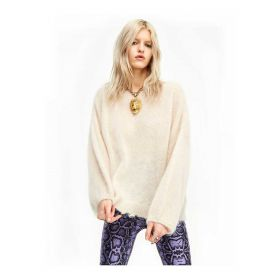ANIYE BY MAGLIONE DONNA PULL OVER SWEET PANNA 181015 221