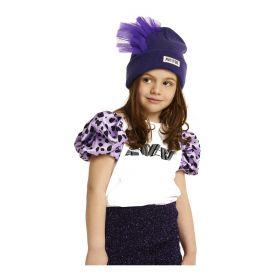 T-SHIRT KID ANIYE BY GIRL MAGLIETTA MAKKY PLUM 111222 221