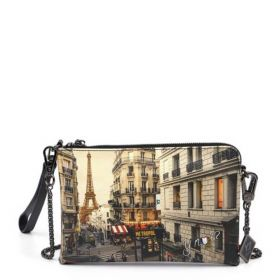 BORSA DONNA Y NOT? CROSSBODY PARIS BOHEME-384
