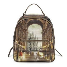 ZAINO DONNA Y NOT? BACKPACK MILANO GALLERY - 386