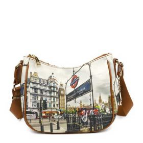BORSA DONNA Y NOT? CROSSBODY BAG LONDON WEST MINISTER TUBE - 432