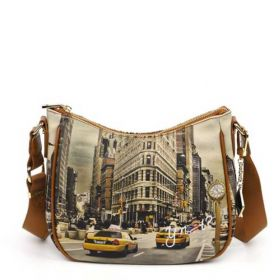 BORSA DONNA Y NOT? CROSSBODY BAG NEW TORK FIFTH AVENUE - 432