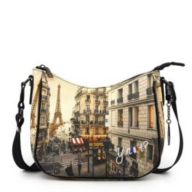 BORSA DONNA Y NOT? CROSSBODY BAG PARIS BOHEME- 432
