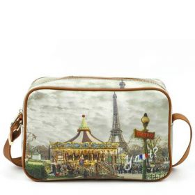 BORSA DONNA Y NOT? CAMERA CASE PARIS CAROSEL - 440