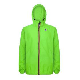 GIACCA UNISEX K-WAY LE VRAI 3.0 CLAUDE GREEN FLUO 121