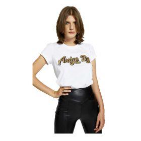 MAGLIETTA DONNA ANIYE BY T-SHIRT MATY GOLD 185632 121