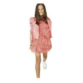 ABITO KID ANIYE BY GIRL FRILL DRESS NINA ROSA 115020 121