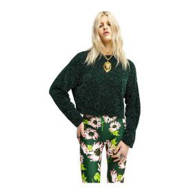 MAGLIONE DONNA ANIYE BY PULL BOMB GREEN 181038 221