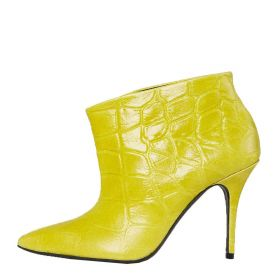 STIVALETTI DONNA ANIYE BY COCCO BOOTS GIALLO 1S5105 121