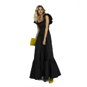 ABITO DONNA ANIYE BY LONG DRESS RAYA NERO 185689 121