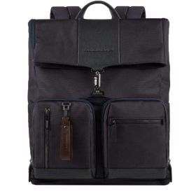 ZAINO UOMO PIQUADRO PORTA PC/IPAD FAST-CHECK BRIEF CONNEQU BLU CA4533BR