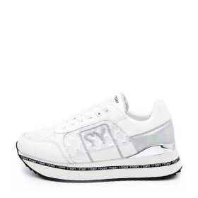 SCARPA DONNA Y NOT SNEAKER HOLLYWOOD WHITE YNP1520-01 121
