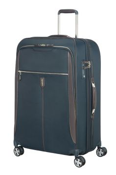TROLLEY GRANDE SAMSONITE GALLANTIS ESPANDIBILE BLU 77-28 SPINNER