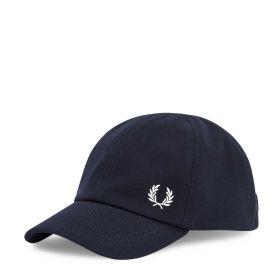 CAPPELLO UOMO FRED PERRY PIQUET CLASSIC NAVY HW1650 221