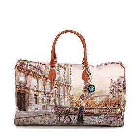 BORSONE DONNA Y NOT? WEEKEND BAG SAUVAGE YES359S1 121